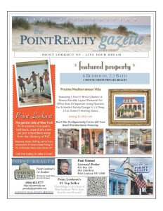 Point Lookout Real Estate News by Paul Gomez of Point Realty